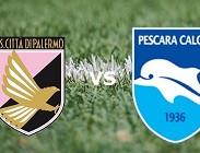 Palermo-Pescara streaming
