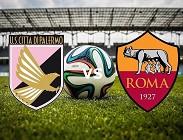 Palermo Roma streaming