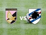 Palermo Sampdoria streaming live gratis link, siti web. Dove vedere (aggiornamento)