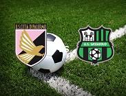 Palermo Sassuolo streaming live gratis diretta. Dove vedere migliori siti web, link