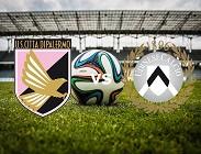 Palermo Udinese streaming gratis live migliori siti web, link. Dove vedere