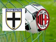 Streaming Parma Milan diretta live gratis