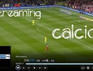 Partite streaming con quattro metodi