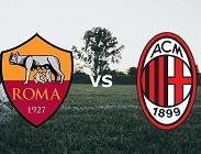 Roma Milan streaming