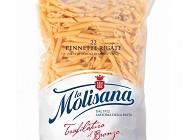 Pasta italiana servizio Striscia pesticidi
