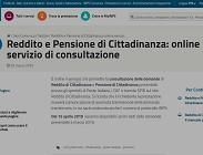 Pensione minima 2019 aumento