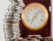 Pensioni crescono doppio stipendi