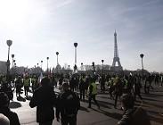 Pensioni protesta Francia Italia
