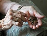 Pensioni Italia basse