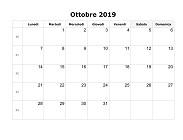 Pensioni appuntamenti Ottobre