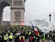 Pensioni esempio francese questi giorni