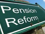 Pensioni novita settimana