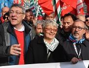 Pensioni sindacati piazza richieste