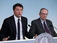 Pensioni ultime notizie su mini pensioni, quota 41, quota 100 divisioni Governo Renzi tra vuole fermare tutto e chi proseguire
