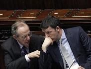 Pensioni anzianità, donne, vecchiaia riforma Governo Renzi: novità intenzioni Padoan e Renzi dopo proposte, tanti annunci positivi