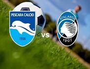 Pescara Atalanta streaming gratis live migliori siti web, link. Dove vedere