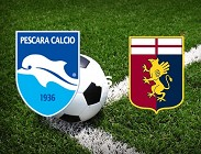 Pescara Genoa streaming