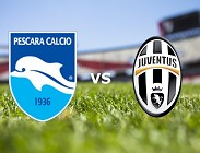 streaming Pescara Juventus