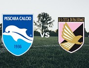 Pescara Palermo in streaming