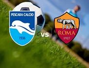 streaming Pescara Roma