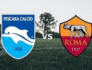Pescara Roma in streaming