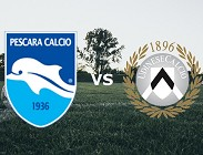 Pescara Udinese in streaming