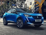 Prezzo e dotazioni Peugeot 2008 2019