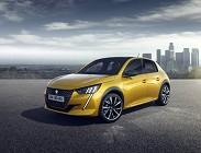 Prezzo di listino Peugeot 208 2019