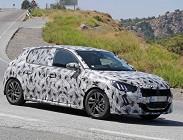 Peugeot 308, nuova auto compatta 2019