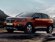 Motori e consumi Peugeot 3008 2019
