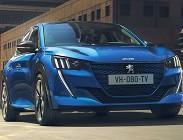 Nuovo modello 2021 Peugeot e-208