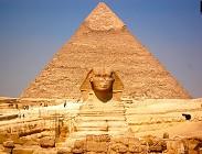 Piramide Cheope scoperta