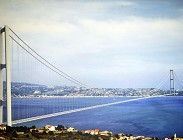 Ponte stretto Ferrovie Stato