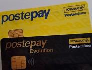 PostePay, pagamenti bloccati