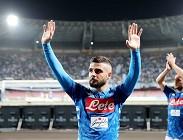Psg Napoli Champions League orario partita