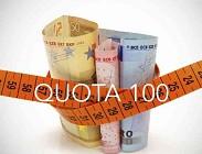 Pensioni, come funziona quota 100