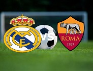 Vedere Real Madrid Roma streaming gratis dopo streaming Roma Real Madrid diretta