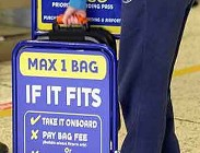 Regole dimensioni bagaglio Ryanair