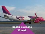 Regole dimensioni bagaglio WizzAir 2019
