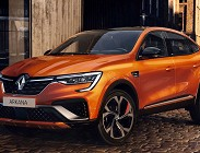 Nuove recensioni Renault Arkana
