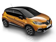 Renault Captur 2019, test drive