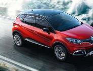 Dotazioni e prezzi Renault Captur