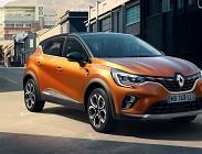 Differenze tra Renault Captur