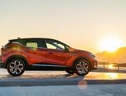 Nuova Renault Captur 2021