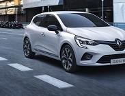 Renault Clio Hybrid 2020-2021