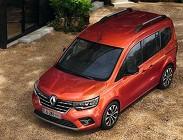 Motori e consumi Renault Kangoo 2021