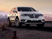 Motorizzazioni nuovo suv Renault Koleos