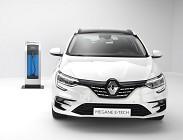 Renault Megane E-Tech ibrida 2020