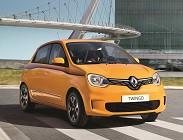 Renault Twingo, economica ma equipaggiata