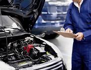 Nuovo certificato di revisione auto